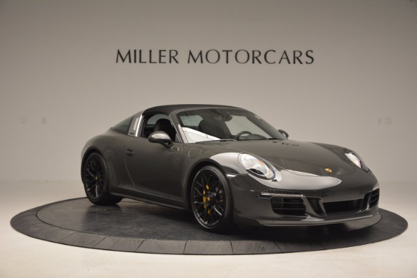 Used 2016 Porsche 911 Targa 4 GTS for sale Sold at Rolls-Royce Motor Cars Greenwich in Greenwich CT 06830 22