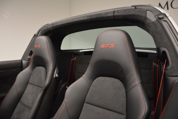 Used 2016 Porsche 911 Targa 4 GTS for sale Sold at Rolls-Royce Motor Cars Greenwich in Greenwich CT 06830 26
