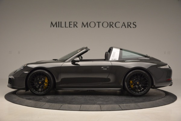 Used 2016 Porsche 911 Targa 4 GTS for sale Sold at Rolls-Royce Motor Cars Greenwich in Greenwich CT 06830 3