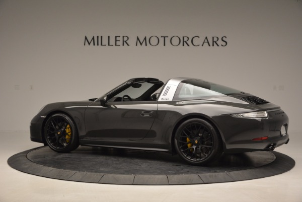 Used 2016 Porsche 911 Targa 4 GTS for sale Sold at Rolls-Royce Motor Cars Greenwich in Greenwich CT 06830 4