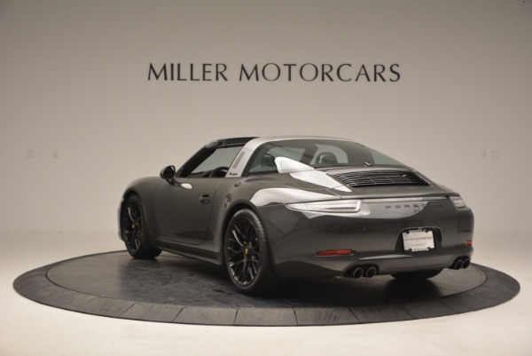 Used 2016 Porsche 911 Targa 4 GTS for sale Sold at Rolls-Royce Motor Cars Greenwich in Greenwich CT 06830 5