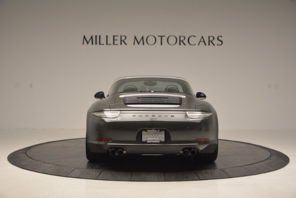Used 2016 Porsche 911 Targa 4 GTS for sale Sold at Rolls-Royce Motor Cars Greenwich in Greenwich CT 06830 6