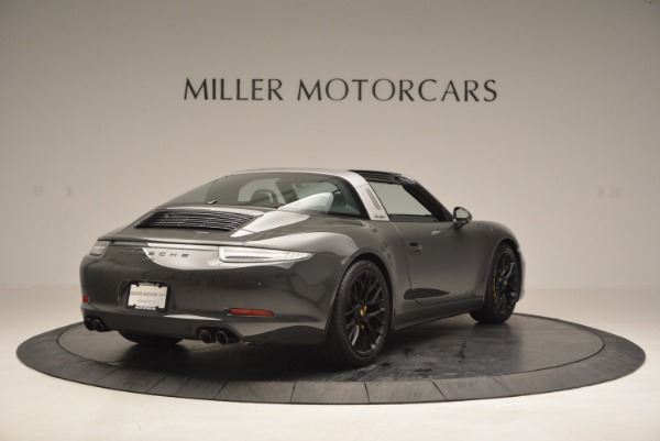 Used 2016 Porsche 911 Targa 4 GTS for sale Sold at Rolls-Royce Motor Cars Greenwich in Greenwich CT 06830 7