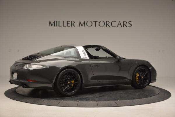 Used 2016 Porsche 911 Targa 4 GTS for sale Sold at Rolls-Royce Motor Cars Greenwich in Greenwich CT 06830 8