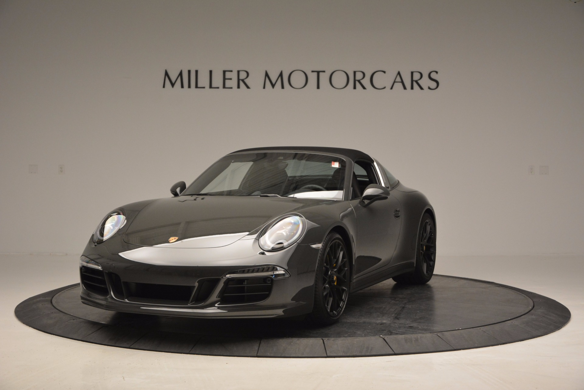 Used 2016 Porsche 911 Targa 4 GTS for sale Sold at Rolls-Royce Motor Cars Greenwich in Greenwich CT 06830 1