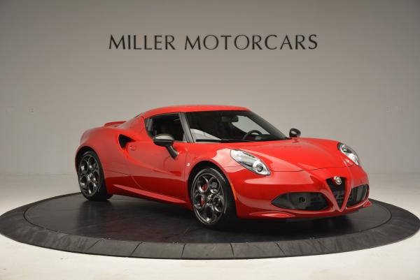 Used 2015 Alfa Romeo 4C for sale Sold at Rolls-Royce Motor Cars Greenwich in Greenwich CT 06830 11