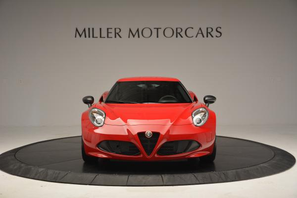 Used 2015 Alfa Romeo 4C for sale Sold at Rolls-Royce Motor Cars Greenwich in Greenwich CT 06830 12