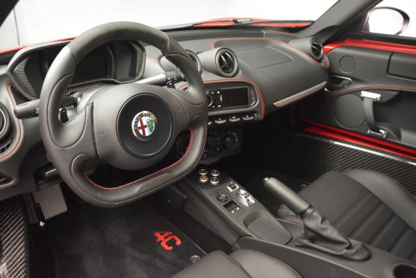 Used 2015 Alfa Romeo 4C for sale Sold at Rolls-Royce Motor Cars Greenwich in Greenwich CT 06830 16