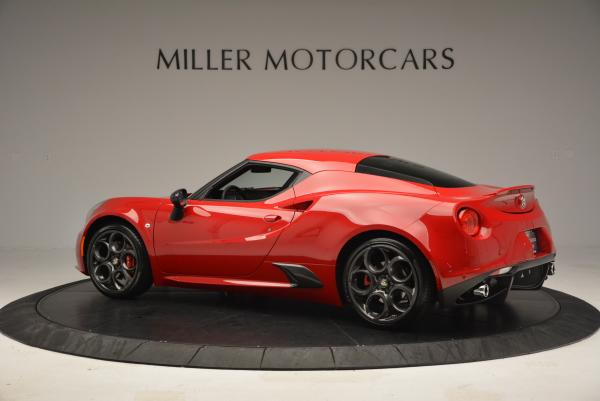 Used 2015 Alfa Romeo 4C for sale Sold at Rolls-Royce Motor Cars Greenwich in Greenwich CT 06830 4