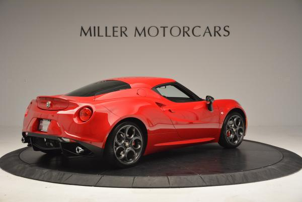 Used 2015 Alfa Romeo 4C for sale Sold at Rolls-Royce Motor Cars Greenwich in Greenwich CT 06830 8