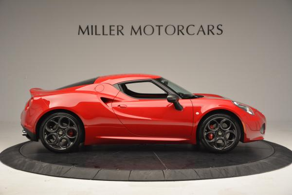 Used 2015 Alfa Romeo 4C for sale Sold at Rolls-Royce Motor Cars Greenwich in Greenwich CT 06830 9