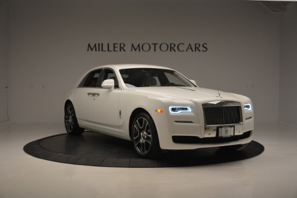 New 2017 Rolls-Royce Ghost for sale Sold at Rolls-Royce Motor Cars Greenwich in Greenwich CT 06830 11