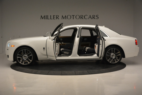New 2017 Rolls-Royce Ghost for sale Sold at Rolls-Royce Motor Cars Greenwich in Greenwich CT 06830 14