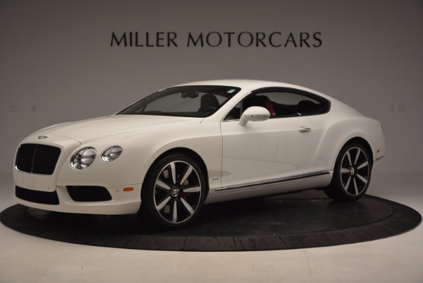 Used 2013 Bentley Continental GT V8 for sale Sold at Rolls-Royce Motor Cars Greenwich in Greenwich CT 06830 2