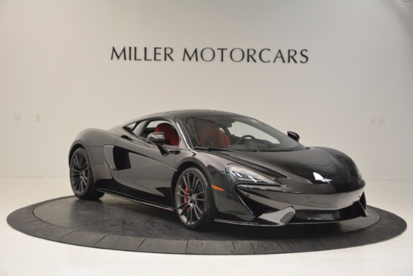 Used 2017 McLaren 570S for sale $149,900 at Rolls-Royce Motor Cars Greenwich in Greenwich CT 06830 10
