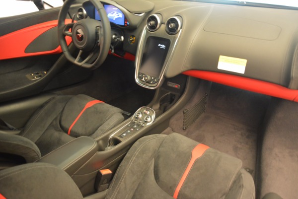 Used 2017 McLaren 570S for sale $149,900 at Rolls-Royce Motor Cars Greenwich in Greenwich CT 06830 17
