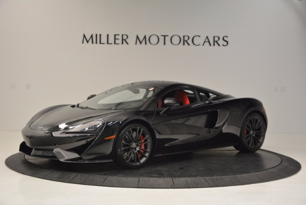 Used 2017 McLaren 570S for sale $149,900 at Rolls-Royce Motor Cars Greenwich in Greenwich CT 06830 1