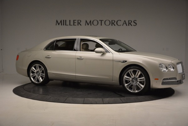 Used 2016 Bentley Flying Spur W12 for sale Sold at Rolls-Royce Motor Cars Greenwich in Greenwich CT 06830 11