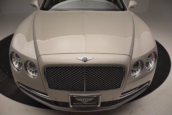 Used 2016 Bentley Flying Spur W12 for sale Sold at Rolls-Royce Motor Cars Greenwich in Greenwich CT 06830 17