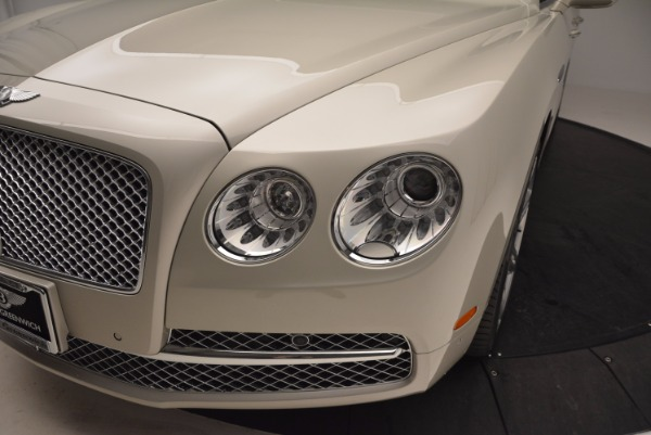 Used 2016 Bentley Flying Spur W12 for sale Sold at Rolls-Royce Motor Cars Greenwich in Greenwich CT 06830 18