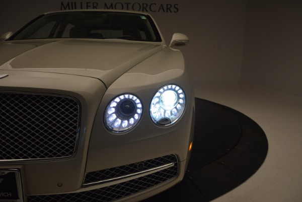 Used 2016 Bentley Flying Spur W12 for sale Sold at Rolls-Royce Motor Cars Greenwich in Greenwich CT 06830 25