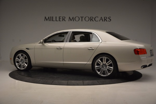 Used 2016 Bentley Flying Spur W12 for sale Sold at Rolls-Royce Motor Cars Greenwich in Greenwich CT 06830 4