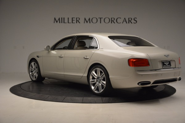 Used 2016 Bentley Flying Spur W12 for sale Sold at Rolls-Royce Motor Cars Greenwich in Greenwich CT 06830 5
