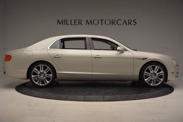 Used 2016 Bentley Flying Spur W12 for sale Sold at Rolls-Royce Motor Cars Greenwich in Greenwich CT 06830 9