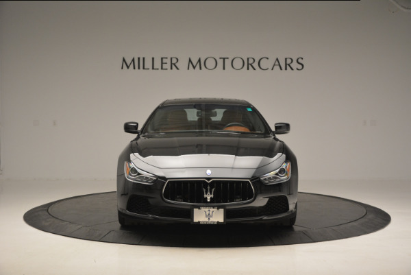 Used 2014 Maserati Ghibli S Q4 for sale Sold at Rolls-Royce Motor Cars Greenwich in Greenwich CT 06830 12