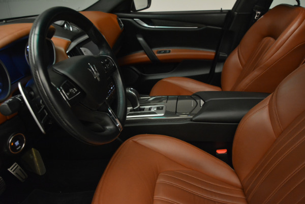 Used 2014 Maserati Ghibli S Q4 for sale Sold at Rolls-Royce Motor Cars Greenwich in Greenwich CT 06830 14