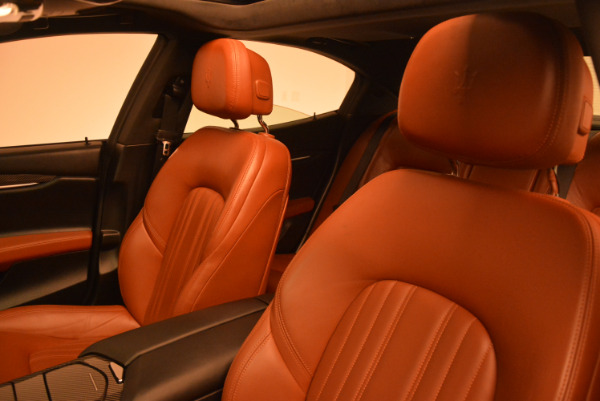 Used 2014 Maserati Ghibli S Q4 for sale Sold at Rolls-Royce Motor Cars Greenwich in Greenwich CT 06830 16