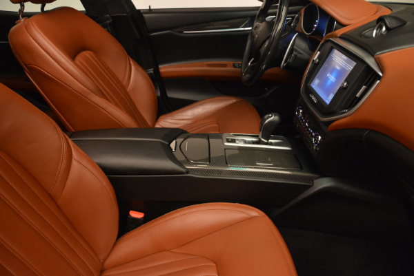 Used 2014 Maserati Ghibli S Q4 for sale Sold at Rolls-Royce Motor Cars Greenwich in Greenwich CT 06830 21