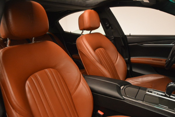 Used 2014 Maserati Ghibli S Q4 for sale Sold at Rolls-Royce Motor Cars Greenwich in Greenwich CT 06830 22