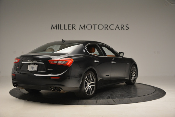 Used 2014 Maserati Ghibli S Q4 for sale Sold at Rolls-Royce Motor Cars Greenwich in Greenwich CT 06830 7