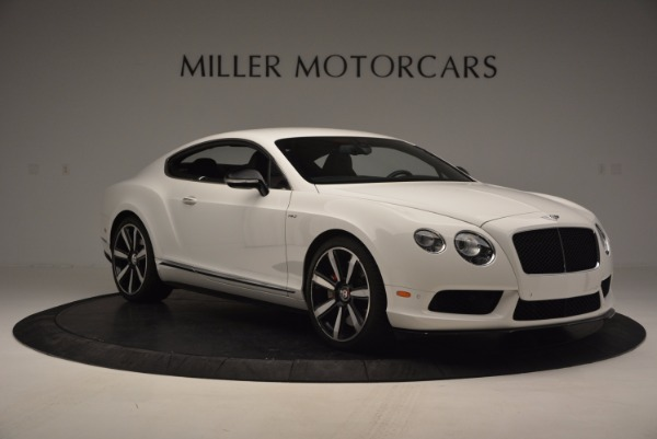 Used 2014 Bentley Continental GT V8 S for sale Sold at Rolls-Royce Motor Cars Greenwich in Greenwich CT 06830 11