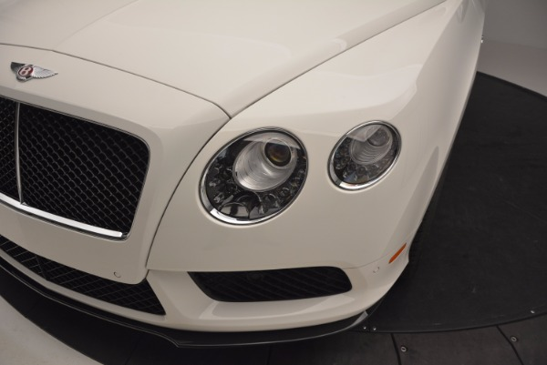 Used 2014 Bentley Continental GT V8 S for sale Sold at Rolls-Royce Motor Cars Greenwich in Greenwich CT 06830 14
