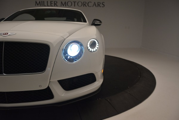 Used 2014 Bentley Continental GT V8 S for sale Sold at Rolls-Royce Motor Cars Greenwich in Greenwich CT 06830 17