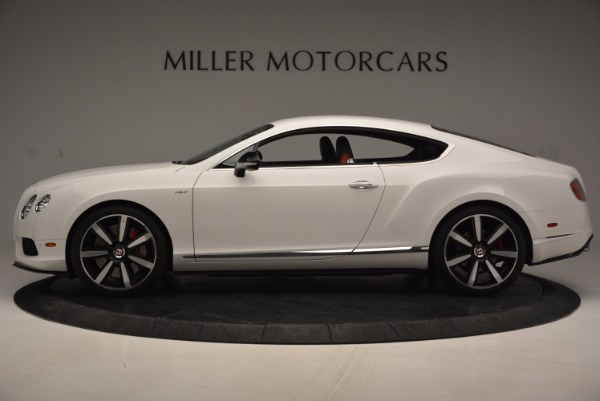Used 2014 Bentley Continental GT V8 S for sale Sold at Rolls-Royce Motor Cars Greenwich in Greenwich CT 06830 3