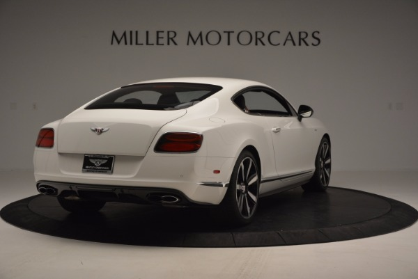 Used 2014 Bentley Continental GT V8 S for sale Sold at Rolls-Royce Motor Cars Greenwich in Greenwich CT 06830 7