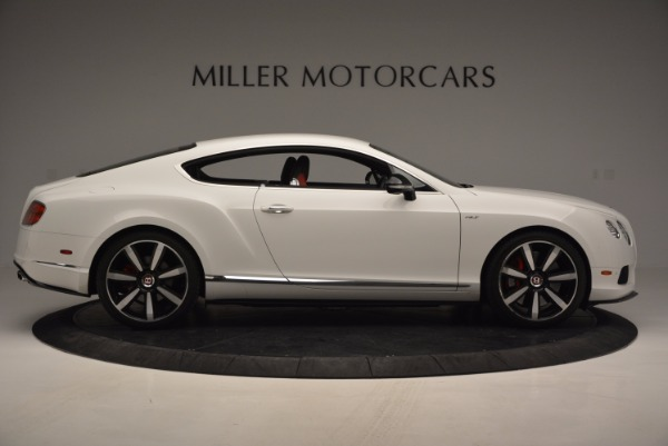 Used 2014 Bentley Continental GT V8 S for sale Sold at Rolls-Royce Motor Cars Greenwich in Greenwich CT 06830 9