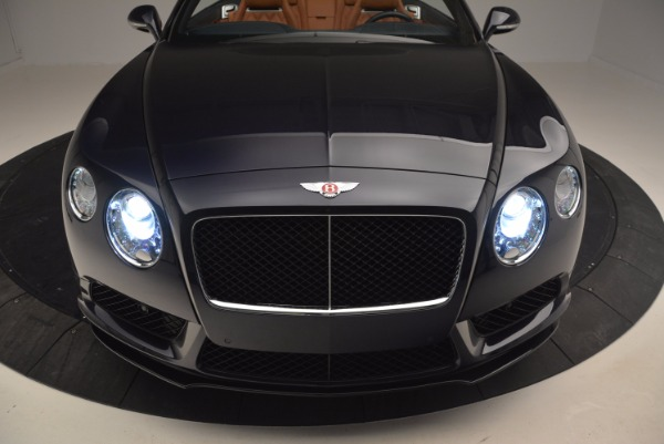 Used 2015 Bentley Continental GT V8 S for sale Sold at Rolls-Royce Motor Cars Greenwich in Greenwich CT 06830 28