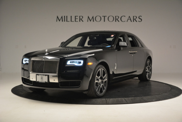 New 2017 Rolls-Royce Ghost for sale Sold at Rolls-Royce Motor Cars Greenwich in Greenwich CT 06830 2