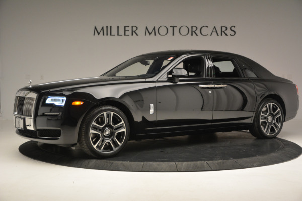 New 2017 Rolls-Royce Ghost for sale Sold at Rolls-Royce Motor Cars Greenwich in Greenwich CT 06830 3