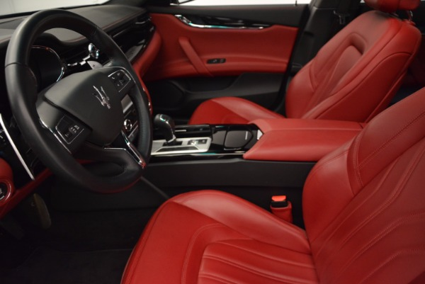 Used 2015 Maserati Quattroporte S Q4 for sale Sold at Rolls-Royce Motor Cars Greenwich in Greenwich CT 06830 14