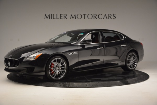 Used 2015 Maserati Quattroporte S Q4 for sale Sold at Rolls-Royce Motor Cars Greenwich in Greenwich CT 06830 2