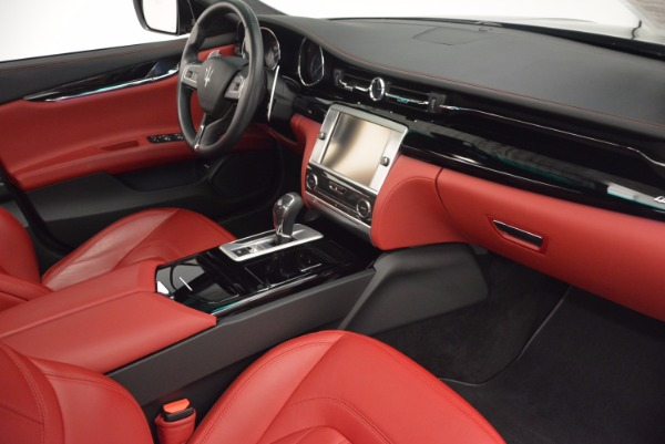 Used 2015 Maserati Quattroporte S Q4 for sale Sold at Rolls-Royce Motor Cars Greenwich in Greenwich CT 06830 20