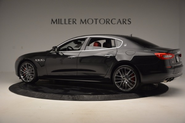 Used 2015 Maserati Quattroporte S Q4 for sale Sold at Rolls-Royce Motor Cars Greenwich in Greenwich CT 06830 4