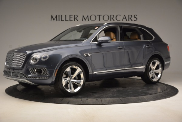 New 2017 Bentley Bentayga for sale Sold at Rolls-Royce Motor Cars Greenwich in Greenwich CT 06830 2