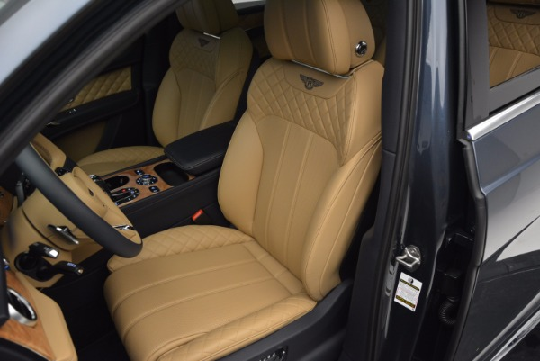 New 2017 Bentley Bentayga for sale Sold at Rolls-Royce Motor Cars Greenwich in Greenwich CT 06830 24