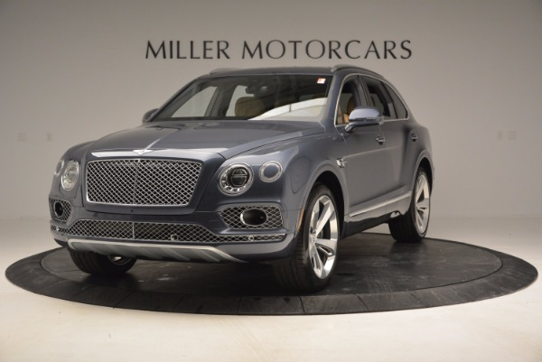 New 2017 Bentley Bentayga for sale Sold at Rolls-Royce Motor Cars Greenwich in Greenwich CT 06830 1